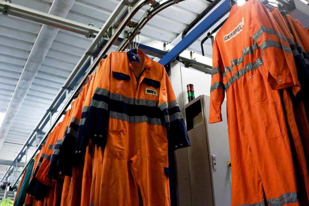 Sanificazione con ozonizzatore di abiti da lavoro, DPI, ambienti 7