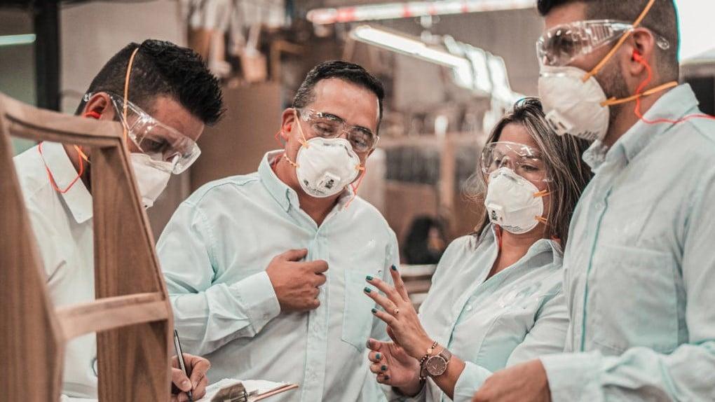 sanificazione mascherine e tessuto